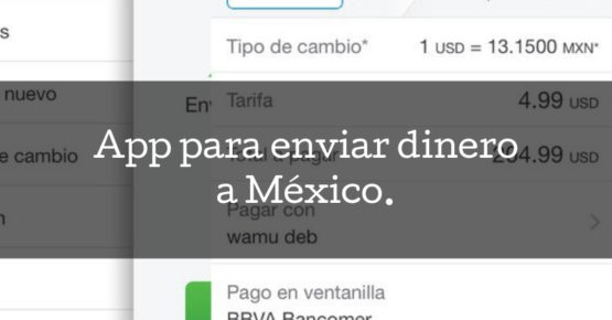 ▷ remittances to Mexico US How many dollars?